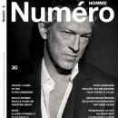 Vincent Cassel - Numero Homme Magazine Cover [France] (September 2015)