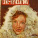 Odile Versois, Ciné Révélation n°42 - 1955 - 454 x 587