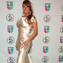 Galilea Montijo - 7 Annual Latin Grammy Awards In NYC On 11/2/06