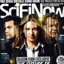 John Noble, Joshua Jackson, Anna Torv - Scifinow Magazine Cover [United Kingdom] (September 2011)