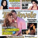 William Levy, Jacqueline Bracamontes, Maite Perroni, Danna García - TV Novele Magazine Cover [Serbia] (December 2009)