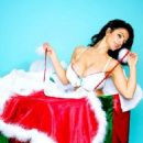 Denise Milani - Christmas - 454 x 682