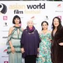 Tuba Büyüküstün attend the Asian World Film Festival