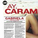 Gabriela Cevallos Fhm Africa February 2012