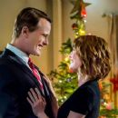 Alicia Witt and Gabriel Hogan