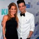 Mark Ballas and Candace Cameron Bure