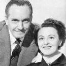 Fredric March and Florence Eldridge