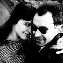Anna Karina & Godard - 454 x 364