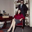 Anna Karina & Godard - 454 x 454