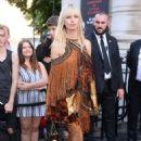 Karolina Kurkova – Attends the Vogue Party 2017 in Paris - 454 x 699