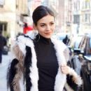 Victoria Justice – Photoshoot in New York, February 2019 - 454 x 566