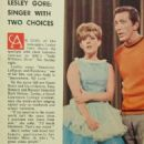Lesley Gore - The Detroit News TV Magazine Pictorial [United States] (13 November 1966)