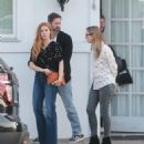 Amy Adams : Out in Beverly Hills, California