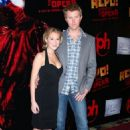 Alexa Vega and Sean Covel