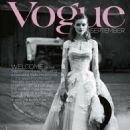 Bella Heathcote - Vogue Magazine Pictorial [Australia] (September 2012)