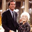 Estelle Getty and Julio Iglesias