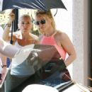 Britney Spears – Seen out in Los Angeles - 454 x 605