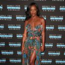 Skye P. Marshall – 2018 Mercy for Animals Gala in Los Angeles - 454 x 681