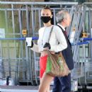 Bella Hadid and Hailey Bieber – Out in Sardina – Italy