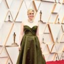 Greta Gerwig At The 92nd Annual Academy Awards - Arrivals - 400 x 600