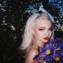 Dove Cameron as Marilyn Monroe in Galore Magazine 2017
