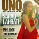 Sarah Lahbati for Uno March 2015 - 454 x 587