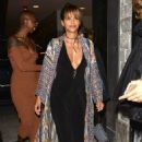 Halle Berry at The Avra Restaurant Opening in Beverly Hills