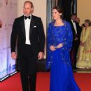 Duchess of Cambridge and Prince William : Bollywood Inspired Charity Gala