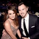 Lea Michele Goes Public With Boyfriend Matthew Paetz at amfAR Gala