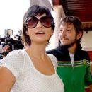 Diego Luna and Paola Nunez