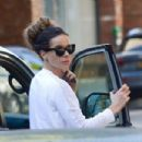 Kate Beckinsale – Spotted running errands in LA