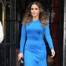 Sophia Bush – Seen leaving the Bowery Hotel in New York - 454 x 557