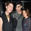 Adam Lambert Parties It Up For LIFEbeat