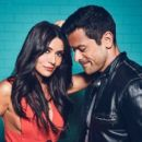 Marisol Nichols and Mark Consuelos