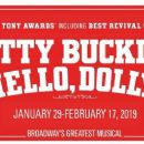 Betty Buckley As DOLLY! In The 2017 Broadway Revivel Of HELLO,DOLLY! - 454 x 255