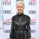 Helen Mirren Looks Chic at 'The Leisure Seeker' Screening at AFI Fest 2017!