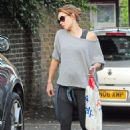 Kara Tointon – Out and about in North London - 454 x 669