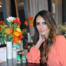 Jordana Brewster – Zyrtec and Create and Cultivate at a Panel to talk Allergy Face in NY - 454 x 337