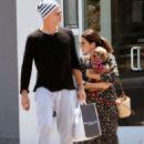 Sandra Bullock in Long Dress – Out in LA - 454 x 604
