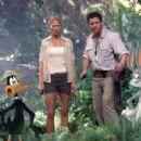 "Jenna Elfman - ""Looney Tunes: Back In Action"" Stills"