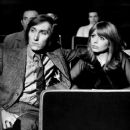 Jane Asher and Christopher Sandford