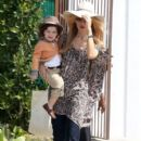Rachel Zoe: out shopping on Robertson Drive in West Hollywood