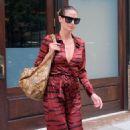 Heidi Klum leaves Greenwich Hotel in New York   (June 23, 2017) - 454 x 653