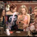 Maritza Murray, Alexandra Holden, Rachel McAdams and Anna Faris in Touchstone's The Hot Chick - 2002
