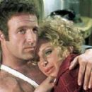 Barbra Streisand and James Caan