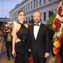 Bergüzar Korel and Halit Ergenç : Burak Sagyasar & Hatice Sendil's Wedding Day
