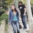 Pau Gasol and Bojana Barovi