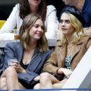 Ashley Benson and Cara Delevingne – 2019 US Open Women's Tennis Final in NY