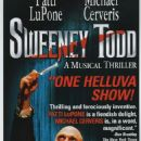Sweeney Todd  Musicals  Stephen Sondheim