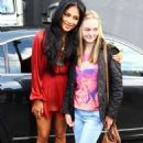Nicole Scherzinger heading to 'X-Factor' auditions in Liverpool (July 20)
